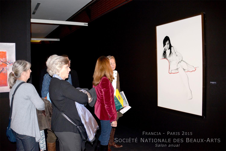 Paris 2015 - Société Nationale Des Beaux-Arts