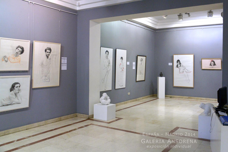 Madrid 2014 - Galería Ansorena