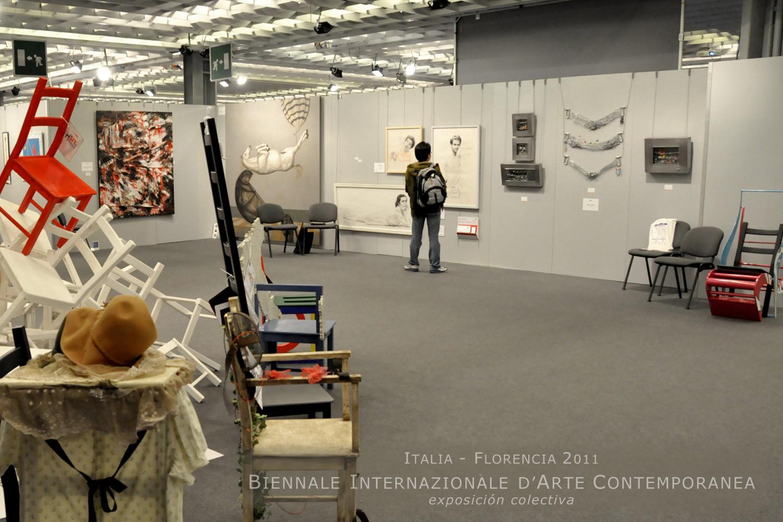Florencia 2001 - Biennale Internazionale d'Arte Contemporanea